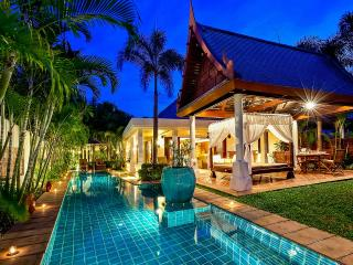 Villa Bougainvillea - Miskawaan, Sleeps 8 - Mae Nam vacation rentals