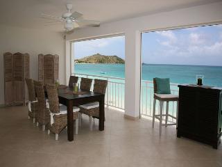 BEACHFRONT Two Bedroom Condo - Grand Case vacation rentals