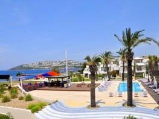 In Turgutreis on the beach upstairs apart - Turgutreis vacation rentals