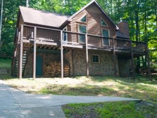 Dad`s Dream - 868 Cabin Mountain Road - Canaan Valley vacation rentals