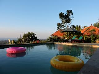 Villa Sarah Nafi, North Bali seaview hill villa! - Lovina vacation rentals