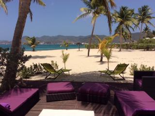 SKI BEACH CONDO... romantic beach front condo on Nettle Bay beach - Nettle Bay vacation rentals