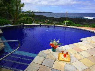Mika Kai - Blue Hawaii Oceanfront - Keaau vacation rentals