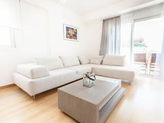 Luxury Apartment with Pool -1,5 km from beach - Glyfada vacation rentals