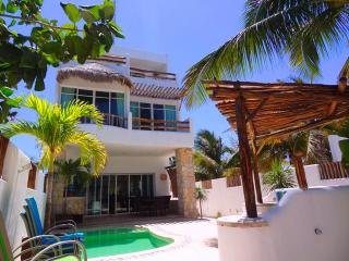 Perfect House with Balcony and DVD Player - Telchac Puerto vacation rentals