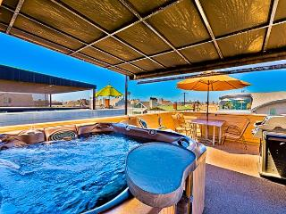 One of a Kind 2BR - Rooftop Deck & Jacuzzi-One Block to the Sand - Newport Beach vacation rentals