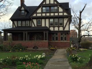 Sun-Filled Fully-Furnished 3rd Floor - Cleveland Heights vacation rentals