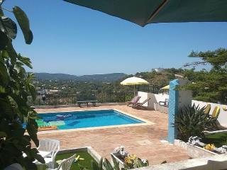 Villa with Pool. Beautiful View - Sao Bras de Alportel vacation rentals