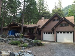River Front Mountain Cabin with Views! - Sierra City vacation rentals