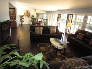 Full city view house with pool and hang out yard - West Hollywood vacation rentals
