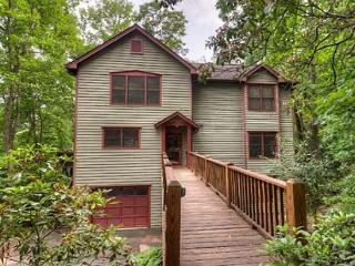 Lovely Montreat House rental with A/C - Montreat vacation rentals