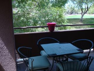 2nd Floor Corner 2 Bedrm- Fantastic Ventana Golf Views from the private patio - Tucson vacation rentals