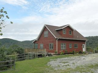 Mtn Cabin, Spectacular Views, Pool Table, Hot Tub - Bat Cave vacation rentals