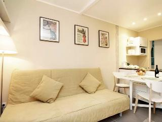 Romantic sunny studio in Montmartre - Paris vacation rentals