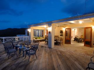 Estate Belvedere, Sleeps 14 - Cane Bay vacation rentals
