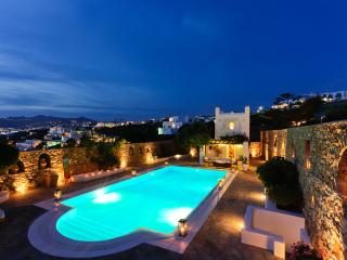 Villa Hurmuses, Sleeps 10 - Megali Ammos vacation rentals