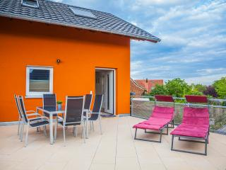 Bright Condo in Schwanau with Deck, sleeps 7 - Schwanau vacation rentals