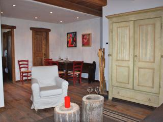 wonderful new apartment in private chalet - Salice D'Ulzio vacation rentals