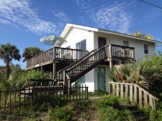Casas de la Playa on A1A - Downstairs Cottage! - Flagler Beach vacation rentals