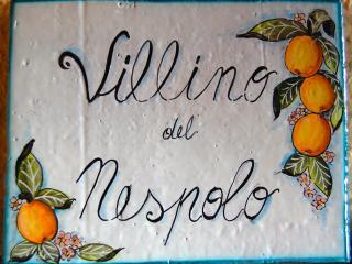 Casa vacanze Villino del nespolo - Taormina vacation rentals