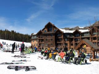 SKI-IN / SKI-OUT PEAK 7 - MLK JAN 17-24, 1-BD MSTR - Breckenridge vacation rentals