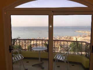 2 bedrooms with excellent  SeaView Apartment - Hurghada vacation rentals