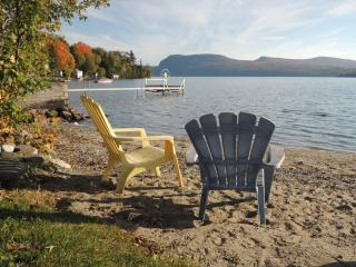 Awesome Family Compound on Lake Willoughby - Westmore vacation rentals
