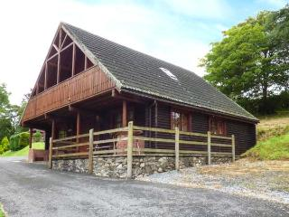 CLWYD 3, detached holiday lodge on park, onsite facilities, balcony, parking, in Llandeilo, Ref 927963 - Llandeilo vacation rentals