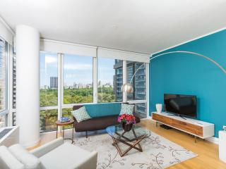 The Whant Collection - Luxury 2Bed/2Bath Apt with Central Park Views! - New York City vacation rentals