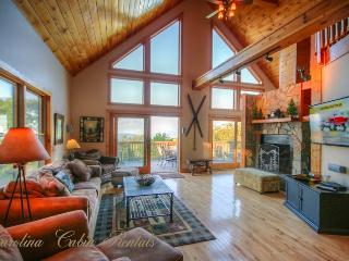 Nice House in Beech Mountain with Shared Outdoor Pool, sleeps 19 - Beech Mountain vacation rentals