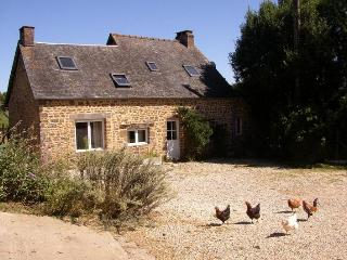 Lovely Cottage with Microwave and Washing Machine in Saint-Aubin-Fosse-Louvain - Saint-Aubin-Fosse-Louvain vacation rentals