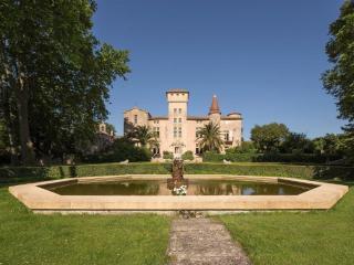 Chateau Roussillon Château Languedoc, Château rental France, Château to let - Montagnac vacation rentals