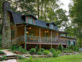 Log Cabin in Idyllic Rural Setting-13 min to dwntn - Leicester vacation rentals