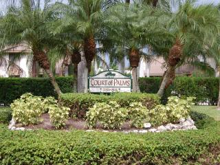Court of Palms - December Holiday Dates Available! - Marco Island vacation rentals