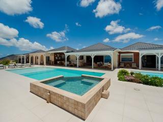 Dreamin Blue at Happy Bay, Saint Maarten - Ocean View, Pool, Walk to the Beach - Sint Maarten vacation rentals