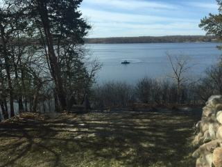 Nice Lodge with Deck and Internet Access - Minnetrista vacation rentals