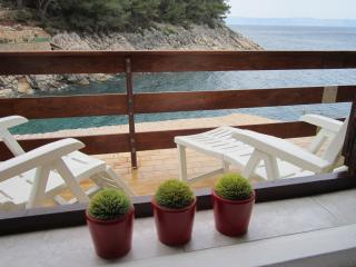 Robinson apartment Smiljanka 1 island Hvar - Gdinj vacation rentals