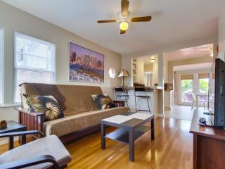 Beautiful, Quiet Remodeled 1BR Craftsman - Pacific Beach vacation rentals