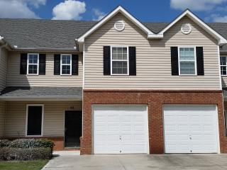 Nice Townhouse with Deck and Internet Access - Cartersville vacation rentals