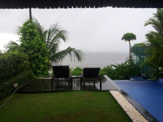 Ocean view villa with private pool - Goa vacation rentals