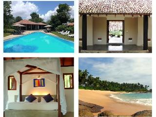 Comfortable 4 bedroom Villa in Tangalle - Tangalle vacation rentals