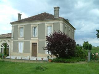 Belle Demeure du XIX iem au sein du vignoble - Loupiac vacation rentals