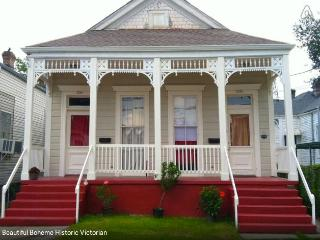Beautiful Historic Boheme Home - 1200sf - New Orleans vacation rentals