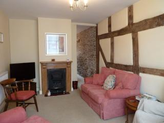 Period town house with delightful secluded garden - Ludlow vacation rentals