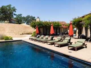 Dooley Creek Ranch- A Luxurious Italian Villa - Hopland vacation rentals