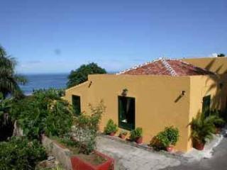 House in a  Banana plantation, nice views to sea - Los Realejos vacation rentals
