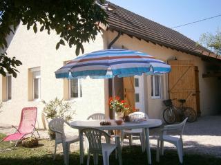 Le gîte du Randonneur en BOURGOGNE DU SUD - Tournus vacation rentals
