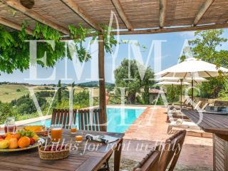 Podere San Buono 6 - Siena vacation rentals