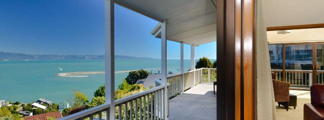 Above the Cut Nelson Holiday Home - Sea Views & Spa! - Nelson vacation rentals
