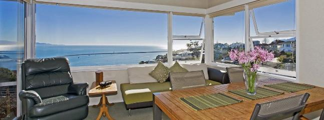 Lighthouse View - Nelson Waterfront Holiday Home with Views! - New Zealand vacation rentals